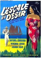 La balandra Isabel llegó esta tarde - French Movie Poster (xs thumbnail)