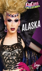 """RuPaul's All Stars Drag Race"" - Movie Poster (xs thumbnail)"
