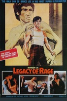 Legacy Of Rage - Movie Poster (xs thumbnail)