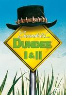 Crocodile Dundee II - German Movie Cover (xs thumbnail)