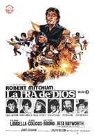 The Wrath of God - Spanish Movie Poster (xs thumbnail)