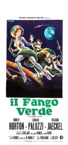 The Green Slime - Italian Movie Poster (xs thumbnail)