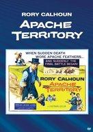 Apache Territory - DVD cover (xs thumbnail)