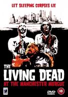 Non si deve profanare il sonno dei morti - British DVD cover (xs thumbnail)