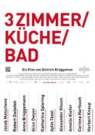 3 Zimmer/Küche/Bad - German Movie Poster (xs thumbnail)