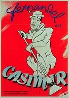 Casimir - German Movie Poster (xs thumbnail)