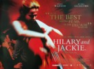 Hilary and Jackie - British Movie Poster (xs thumbnail)