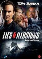 Lies & Illusions - Dutch DVD cover (xs thumbnail)