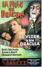 Fille de Dracula, La - Belgian Movie Cover (xs thumbnail)