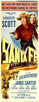 Santa Fe - Movie Poster (xs thumbnail)