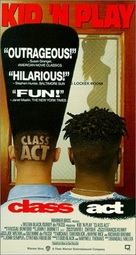 Class Act - VHS movie cover (xs thumbnail)