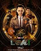 """""""Loki"""" - French Movie Poster (xs thumbnail)"""