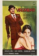 Come una rosa al naso - Spanish Movie Poster (xs thumbnail)
