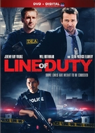Line of Duty - DVD cover (xs thumbnail)