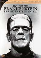 House of Frankenstein - Turkish Movie Cover (xs thumbnail)