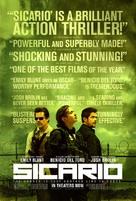 Sicario - Movie Poster (xs thumbnail)