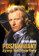 Wanted Dead Or Alive - Polish Movie Cover (xs thumbnail)