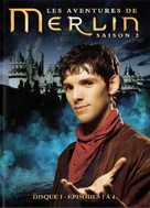 """""""Merlin"""" - French DVD movie cover (xs thumbnail)"""