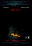 Zodiac - Turkish Movie Poster (xs thumbnail)