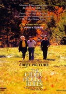 The Cider House Rules - For your consideration movie poster (xs thumbnail)