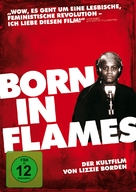 Born in Flames - German Movie Cover (xs thumbnail)