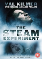 The Steam Experiment - British DVD cover (xs thumbnail)