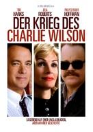 Charlie Wilson's War - German DVD cover (xs thumbnail)