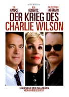 Charlie Wilson's War - German DVD movie cover (xs thumbnail)