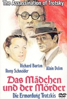 The Assassination of Trotsky - German DVD movie cover (xs thumbnail)