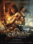 Conan the Barbarian - Brazilian Video release movie poster (xs thumbnail)
