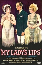 My Lady's Lips - Movie Poster (xs thumbnail)