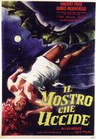 The Bat - Italian Movie Poster (xs thumbnail)