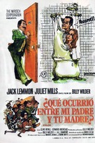 Avanti! - Spanish Movie Poster (xs thumbnail)
