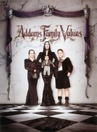 Addams Family Values - Movie Poster (xs thumbnail)