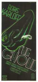 The Ghoul - British Movie Poster (xs thumbnail)