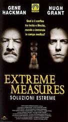 Extreme Measures - Italian Movie Poster (xs thumbnail)