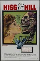 The Blood of Fu Manchu - Movie Poster (xs thumbnail)