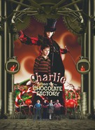 Charlie and the Chocolate Factory - Movie Cover (xs thumbnail)