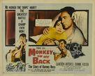 Monkey on My Back - Movie Poster (xs thumbnail)