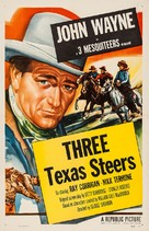 Three Texas Steers - Movie Poster (xs thumbnail)
