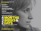 4 luni, 3 saptamini si 2 zile - British Movie Poster (xs thumbnail)