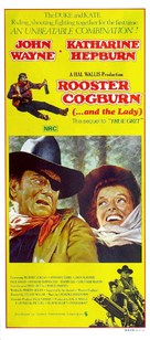 Rooster Cogburn - Australian Movie Poster (xs thumbnail)