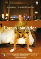 Lost in Translation - Italian Movie Poster (xs thumbnail)