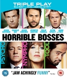 Horrible Bosses - British Blu-Ray movie cover (xs thumbnail)