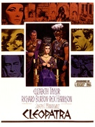 Cleopatra - German Movie Poster (xs thumbnail)