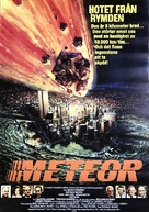 Meteor - Swedish Movie Poster (xs thumbnail)