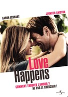 Love Happens - French DVD cover (xs thumbnail)