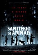 Pet Sematary - Portuguese Movie Poster (xs thumbnail)