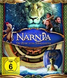 The Chronicles of Narnia: The Voyage of the Dawn Treader - German Blu-Ray movie cover (xs thumbnail)