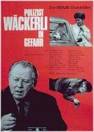 Polizist Wäckerli in Gefahr - Swiss Movie Poster (xs thumbnail)